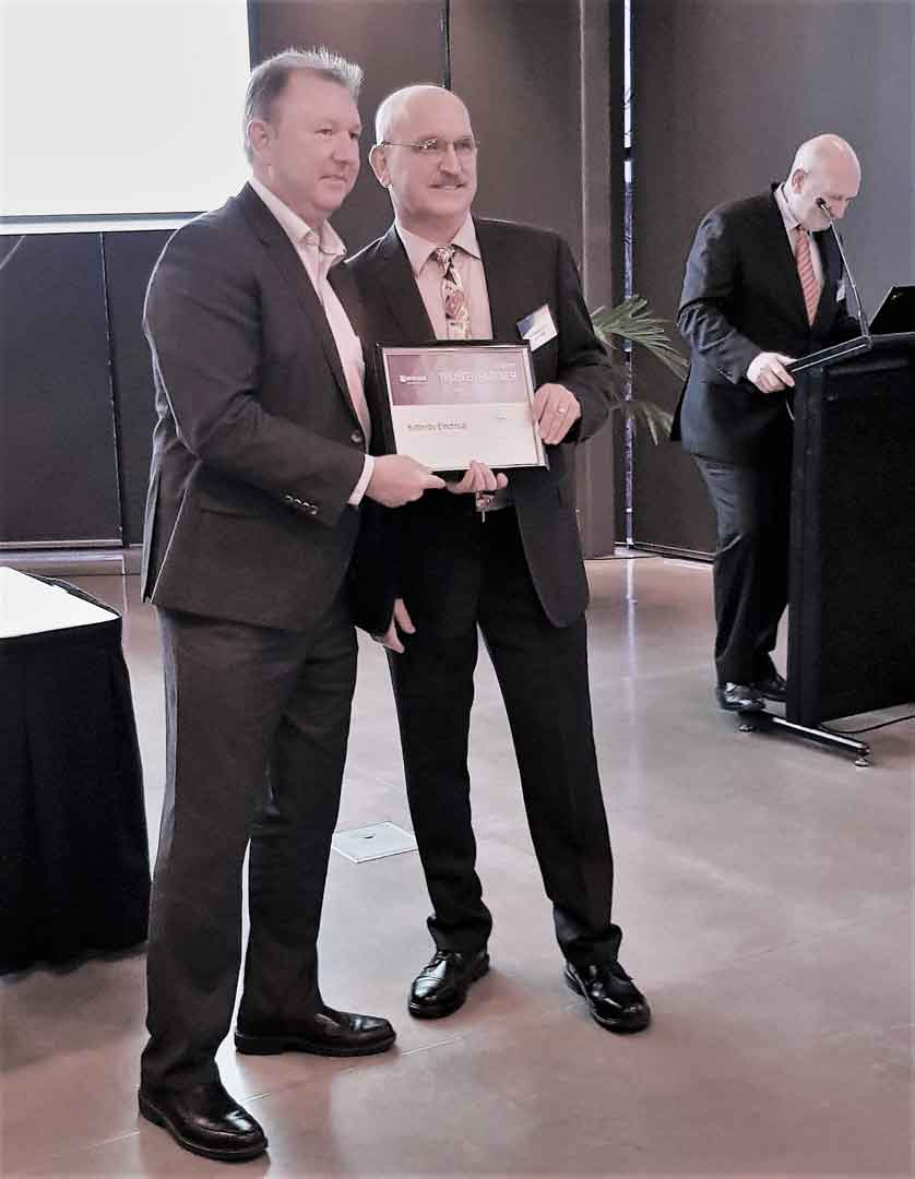 Sutterby Electrical | Spotless Awards